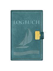 Logbuch -  Leder Einband G