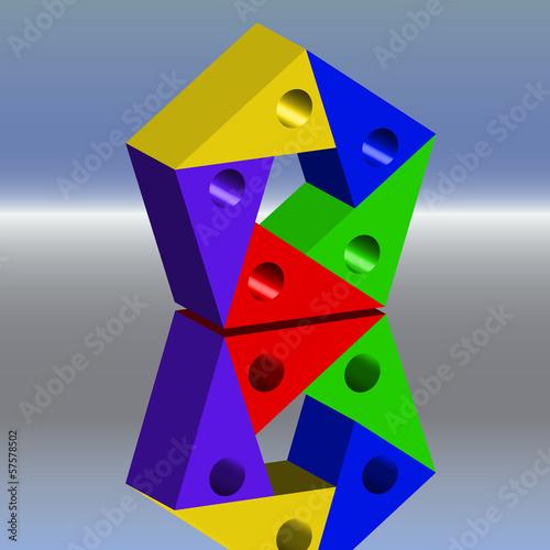 Farbfuenfeck