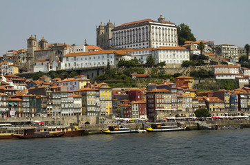Porto is the second-largest city in Portugal
