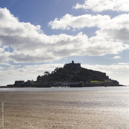 St Michael's Mount, Cornwall, UK