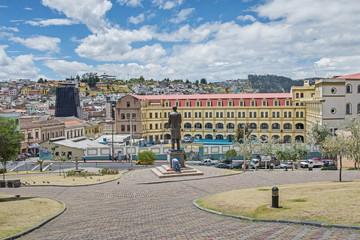 Quito-Historische Altstadt