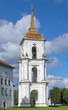 Belfry on the Cathedral Square of Kargopol, Russia