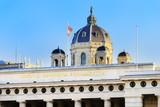 Hoftor und Kunsthistorisches Museum Wien