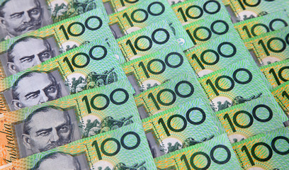 Australian One Hundred Dollar Notes