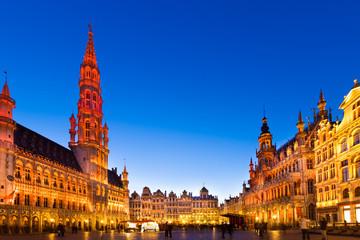 Grote Markt, Brussels, Belgium, Europe.