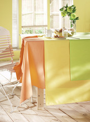 Tischdecken Sommer