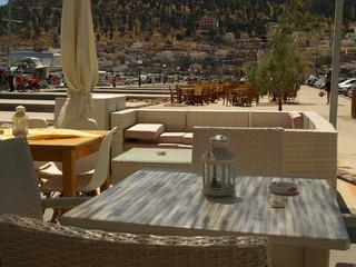Lounge auf Kalymnos