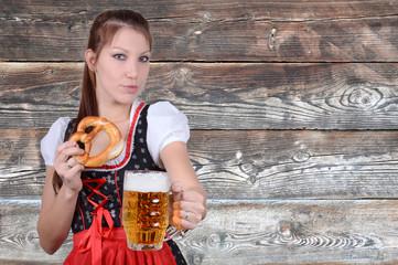 brau trinkt bier