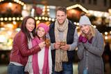Fototapety weihnachtsmarkt