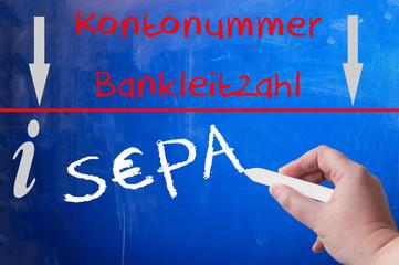 SEPA Einheitlicher Euro-Zahlungsverkehrsraum