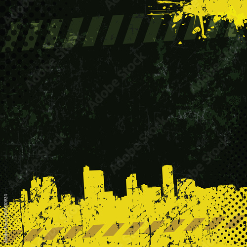 vector urban grunge background