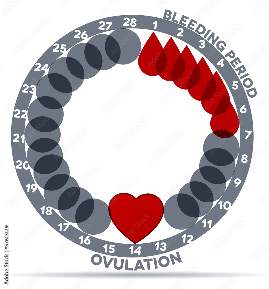 Menstrual cycle bleeding drop symbol ovulation heart wall sticker menstrual cycle bleeding drop symbol ovulation heart wall sticker buycottarizona