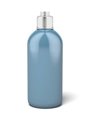 Lotion metal Bottle