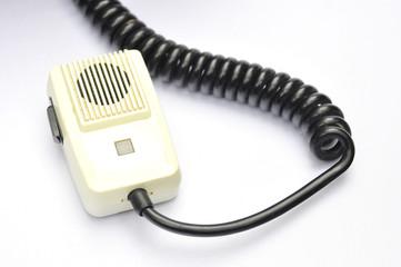 microphone for megaphone