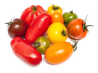 Tomatenvarianten