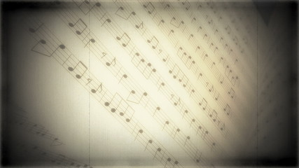 8mm music sheet 01