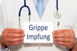 Grippe Impfung