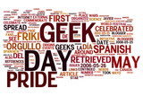 Geek Day related concepts