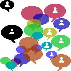 бизнес команда социальное сообщество