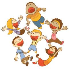 Children_Jump