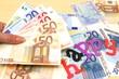 euro con slogan