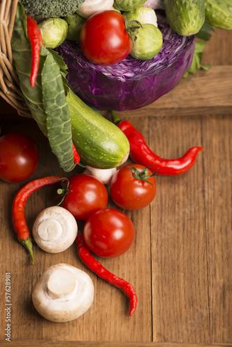 Fototapeten,frisch,organisch,essen,ernten