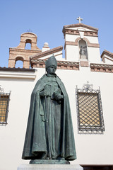 Monument Cardinal Cisneros