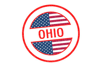 OHIO Rubber Stamp