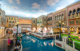 The Venetian Hotel, Macao -  The largest casino in the world