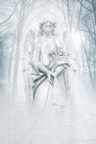 Winter Forest Angel