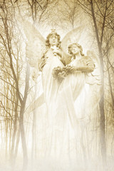 Twin Forest Angels