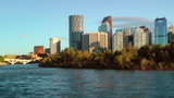 Calgary Waterfront Skyline