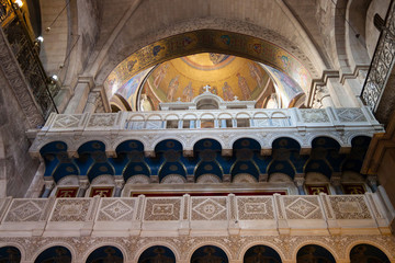 The Mount Calvary, Holy Sepulchre, Jerusalem