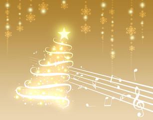 クリスマスと音楽