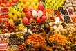 Marktstand mit Südfrüchten