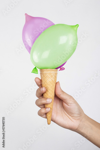 ice cream of condoms
