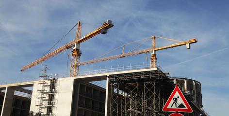 Baustellenverkehr