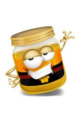 Happy honey