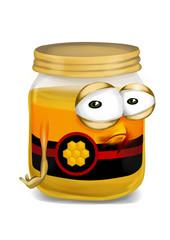 Sad honey