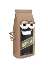 Cool quinoa