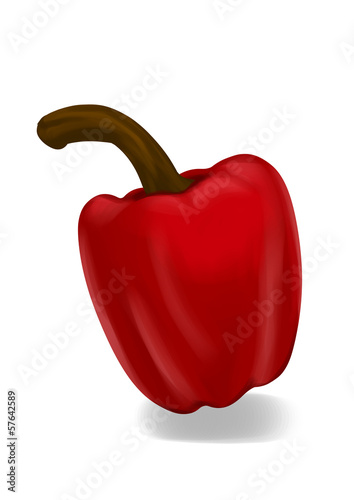 Pepper illustration
