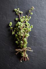 Fresh Herbs: Marjoram
