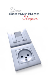 Plug and switch