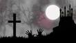 animazione per la notte di halloween
