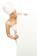Spa treatments for women.
