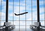Wnętrze lotniska - 57651369