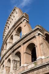 Colosseum Portrait