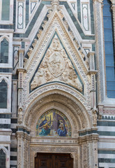 Santa Maria del Fiore Close-Up