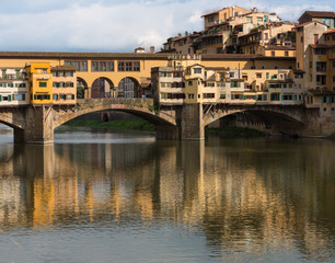 Ponte Vecchio, Right Close-Up