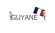Amérique Latine - Guyane